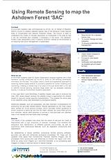 Habitat mapping