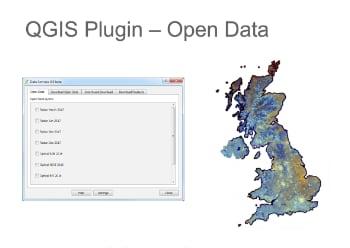 WMS + QGIS Plugin