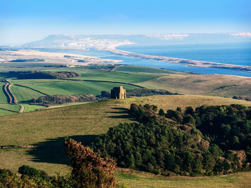 The Dorset AONB