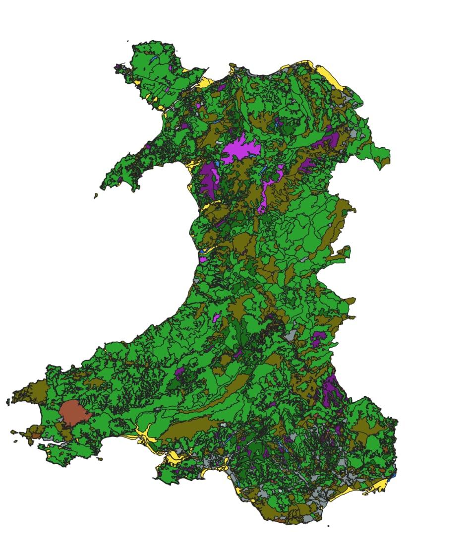 LANDMAP all Wales