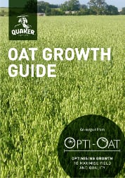 Oat growth guide