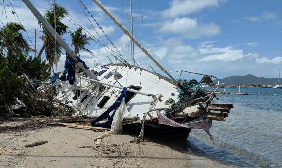 Hurricane Irma Devastation