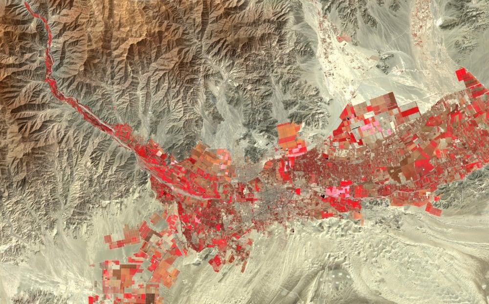 ICA Region Peru