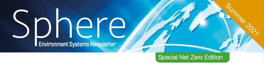 Sphere Newsletter Summer 2021